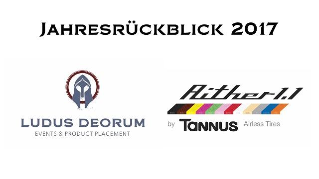 Tannus Jahresrückblick 2017