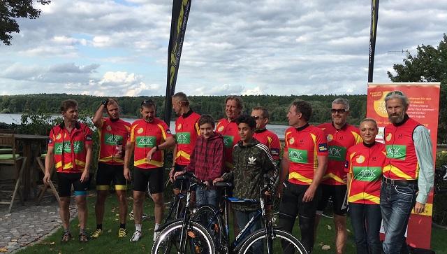 2. Fahrradhelden Tour 2017