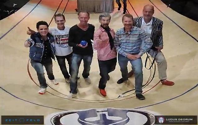 Zeitfeld Video zum 1. Erfurter Mini Drome
